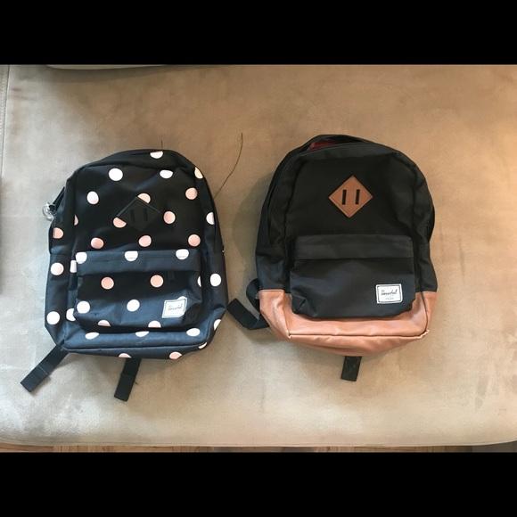 c9c6214c486e Herschel Supply Company Other - 2 Herschel Heritage Youth backpacks back to  school